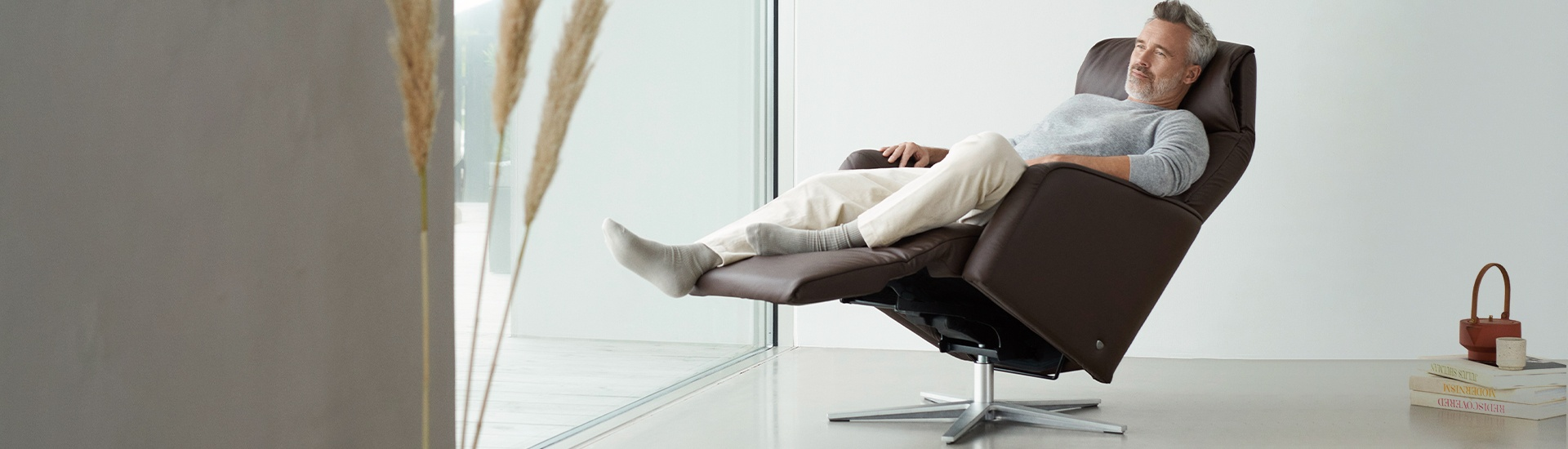 Discover the new Scott from Stressless