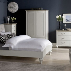 Bentley Designs Montreux Grey Washed Oak & Soft Grey Bedroom