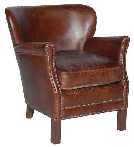 Halo Professor Chair Antique Whisky Express Delivery 1 2