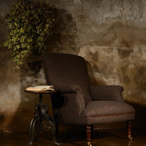 Tetrad Harris Tweed Dalmore Chair Brentham Furniture
