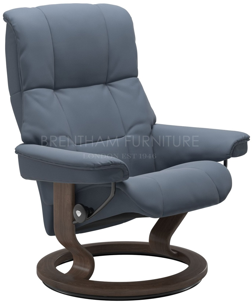 Stressless Mayfair Medium Chair With Classic Base No