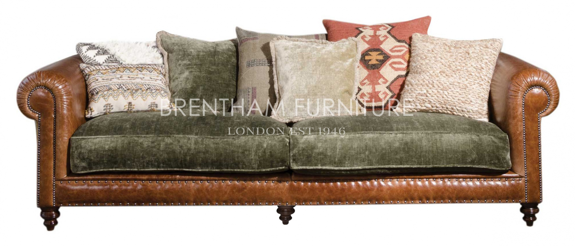 Tetrad Constable Grand Sofa Brentham Furniture