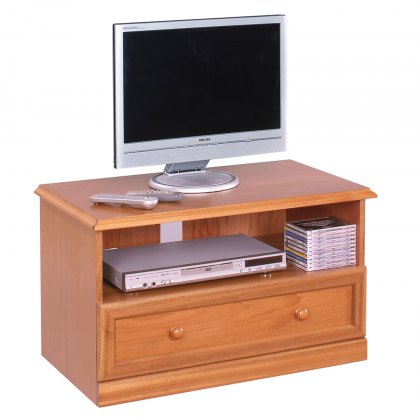 Sutcliffe Trafalgar 834 1 Drawer TV/DVD Unit