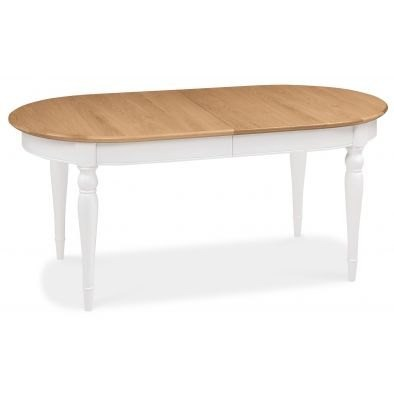 Bentley Designs Hampstead Two Tone 6-8 Extension Table