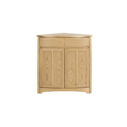 Nathan 1915 Shades Oak Shaped Corner Base Unit