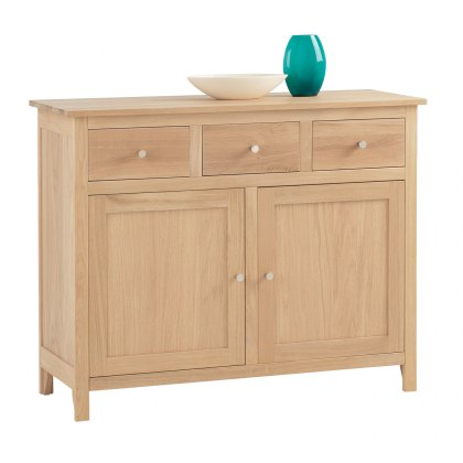 Corndell Nimbus 1256 Triple Drawer Sideboard