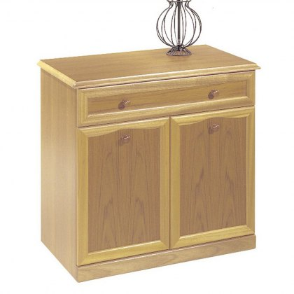 Sutcliffe Trafalgar 833B 2 Door 1 Drawer Base Unit