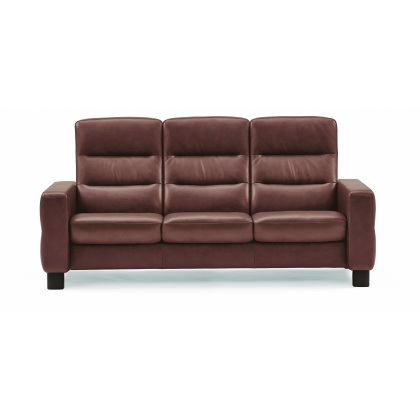 Stressless Wave High Back 3 Seater Sofa