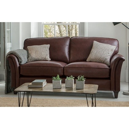 Parker Knoll Devonshire Large 2 Seater Classic Back Sofa
