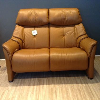 Himolla Chester 2 Seater Manual Recliner Sofa - Clearance