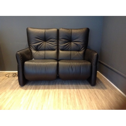 Himolla Brent 2 Seater Power Recliner Sofa - Clearance