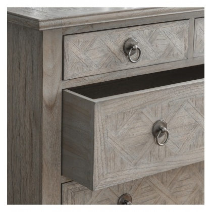Frank Hudson Mustique 5 Drawer Chest