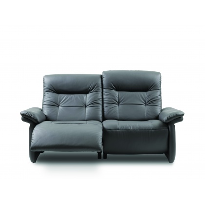 Stressless Mary 2 Seater Sofa With Power - Upholstered