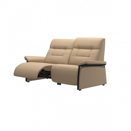 Stressless Mary 2 Seater Sofa With Power - Wood