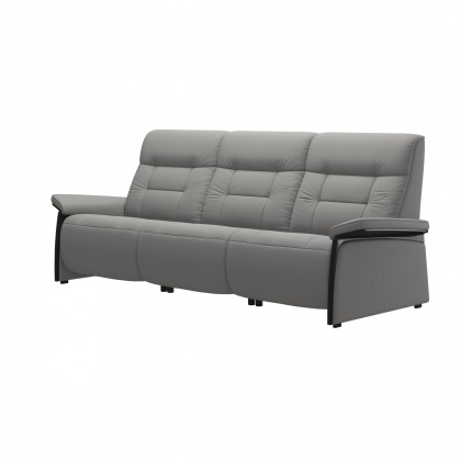 Stressless Mary 3 Seater Sofa - Wood