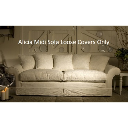 Tetrad Replacement Loose Covers Only - Alicia Midi Sofa