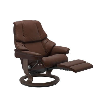 Stressless Reno Medium Single Power Chair