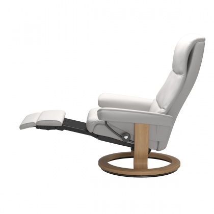 Stressless View Medium Power Chair