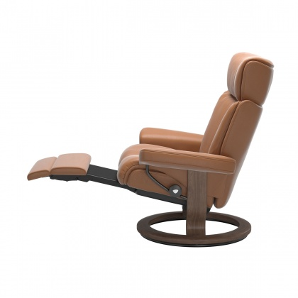 Stressless Magic Large Dual Power Chair