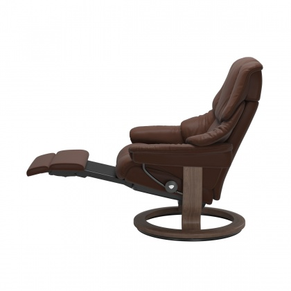 Stressless Reno Large Dual Power Chair