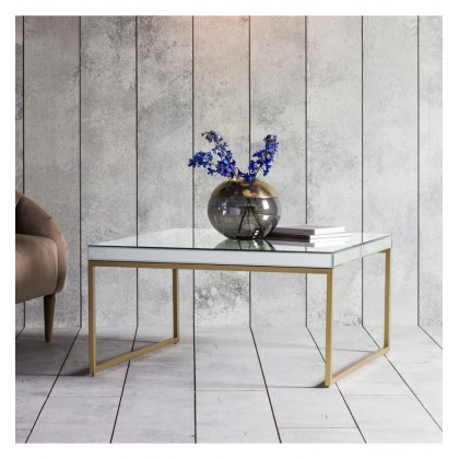 Gallery Pippard Coffee Table Champagne