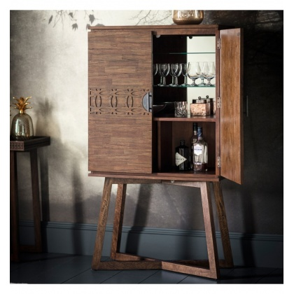Gallery Hudson Boho Retreat Cocktail Cabinet