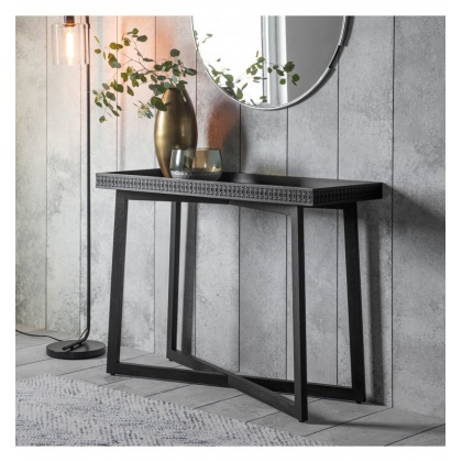 Gallery Hudson Boho Boutique Console Table