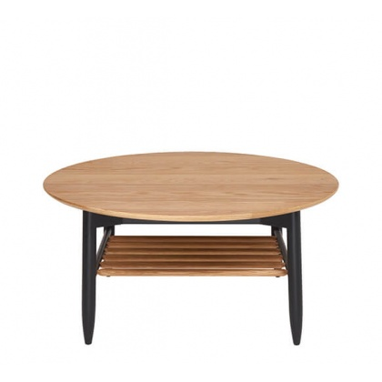 Ercol 4069 Monza Round Coffee Table