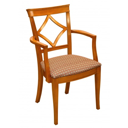 Bradley 969 Diamond Back Carver Chair