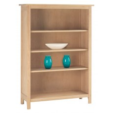 Corndell Nimbus 1277 Three Shelf Bookcase