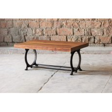 Little Tree Furniture Hyatt Canning Industrial Coffee Table