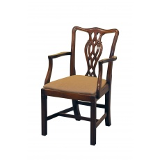 Bradley 945 Ribbon Back Carver Chair