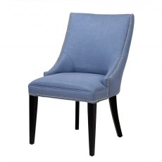 Eichholtz Bermuda Dining Chair Light Blue