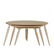 Ercol 7354 Originals Nest of Tables