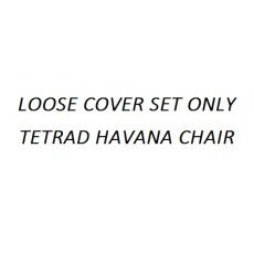 Tetrad Replacement Loose Covers Only - Havana Chair