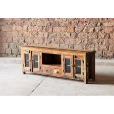 Little Tree Furniture Mary Rose Reclaimed Grand TV Unit