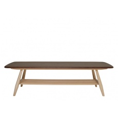 Ercol 460 Originals Coffee Table With Walnut Top