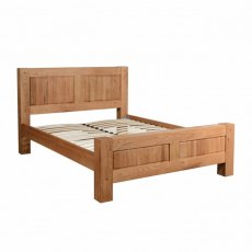 "Halo Oregon 4'6""ft Double Bed"