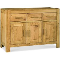 Bentley Designs Lyon Oak Sideboard - 120cm