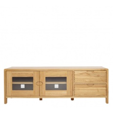 Ercol 1394 Bosco Wide TV Unit