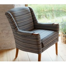 Parker Knoll Sienna Chair Low Back