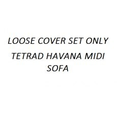 Tetrad Replacement Loose Covers Only - Havana Midi Sofa