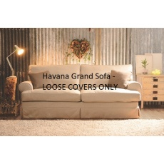 Tetrad Replacement Loose Covers Only - Havana Grand Sofa