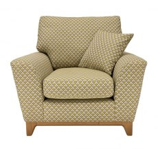 Ercol Novara Chair In N302 - IN STOCK FOR FAST DELIVERY