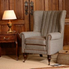 Tetrad Harris Tweed Dunmore Chair