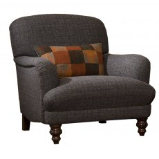Tetrad Harris Tweed Braemar Chair