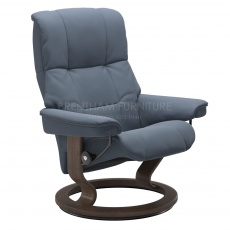 Stressless Mayfair Medium Chair With Classic Base (No stool)