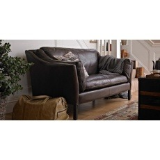 Halo Reggio High Back 2 Seater Sofa - Made To Order - Delivery in 12-14 weeks