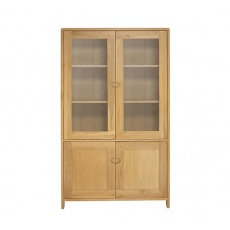 Ercol 1393 Bosco Display Cabinet