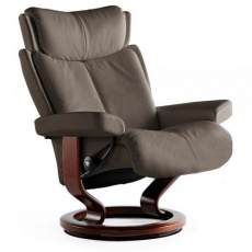 Stressless Magic Small Chair With Classic Base (No stool)